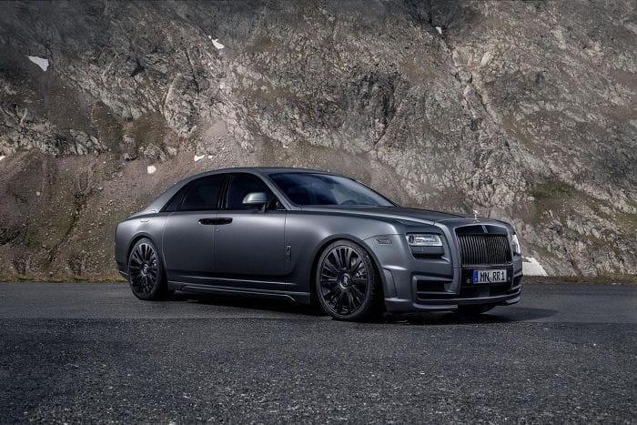 SPOFEC Rolls Royce Ghost 2014: ¡ahora en vídeo!