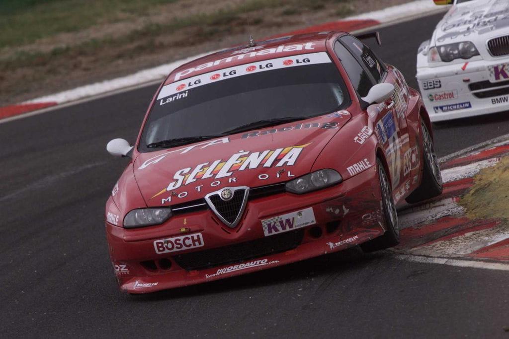 Alfa Romeo 156 GTA 2001