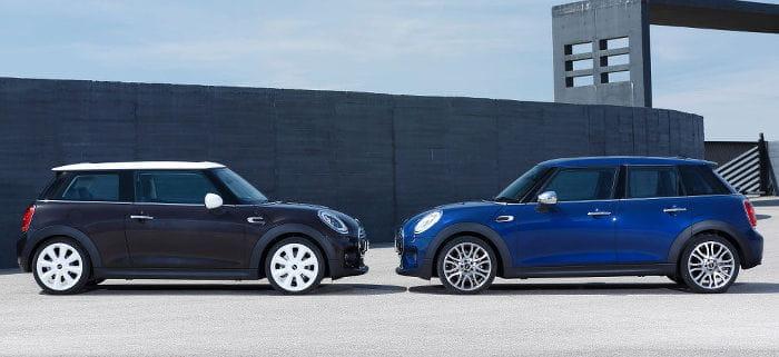 MINI 5 puertas 2014, precios para España