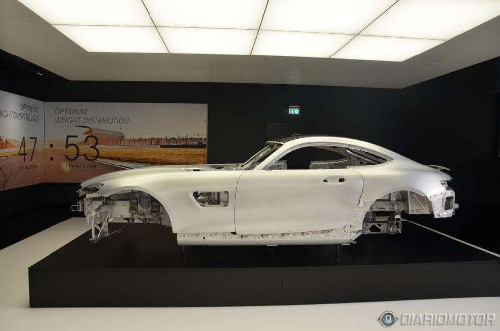 Mercedes-AMG GT 2015: así se vivió su presentación desde dentro