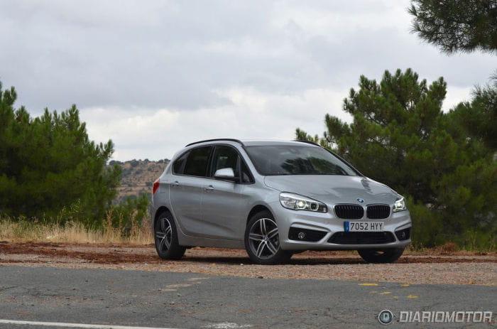 Opinión BMW Serie 2 Active Tourer