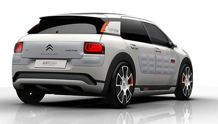 Citroën C4 Cactus Airflow Concept