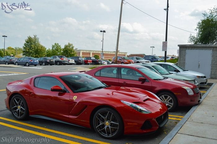 Ferrari F12 SP América