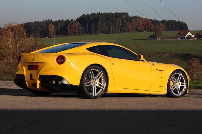 El Ferrari F12 por Novitec