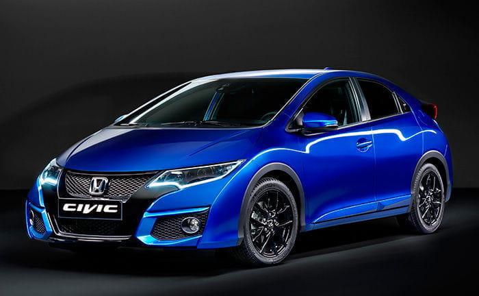 Honda Civic 2015 y Android