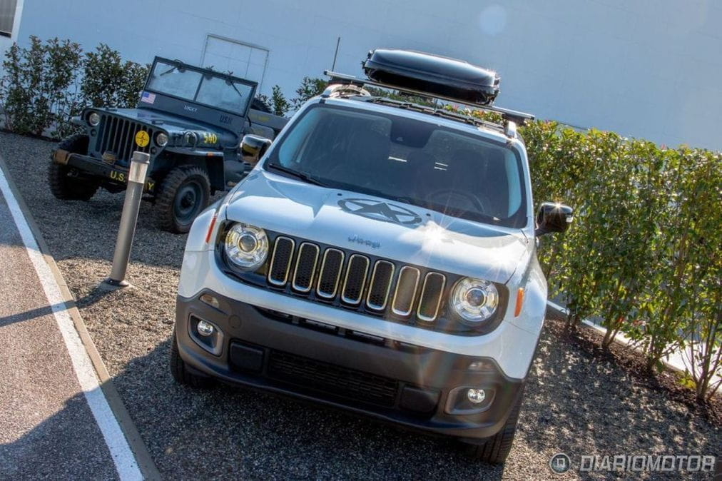 Jeep Renegade 2015: presentación y prueba en Milán del Jeep italoamericano