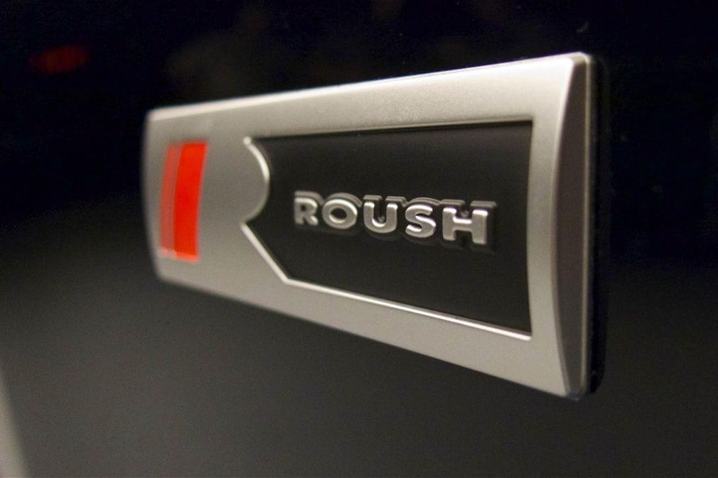 Roush Ford Mustang 2015