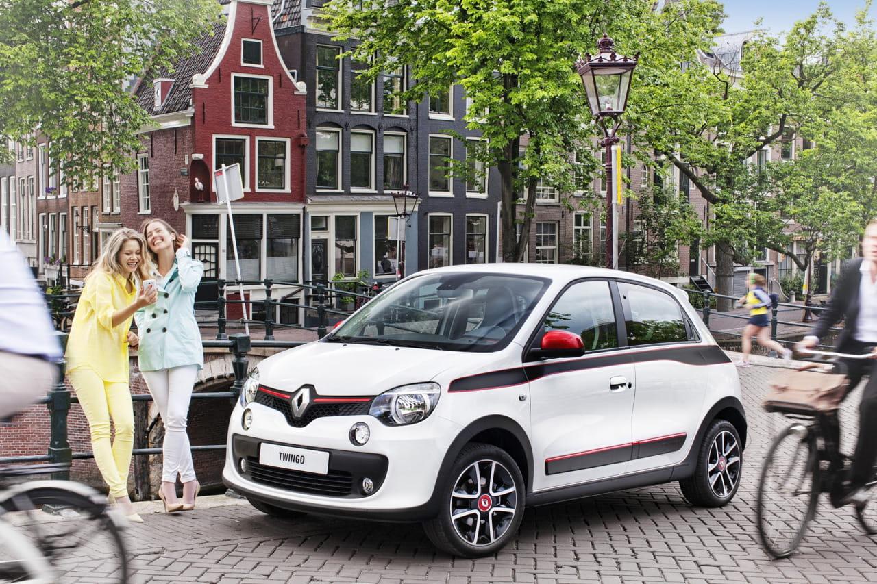 Renault Twingo 2015, gama y precios