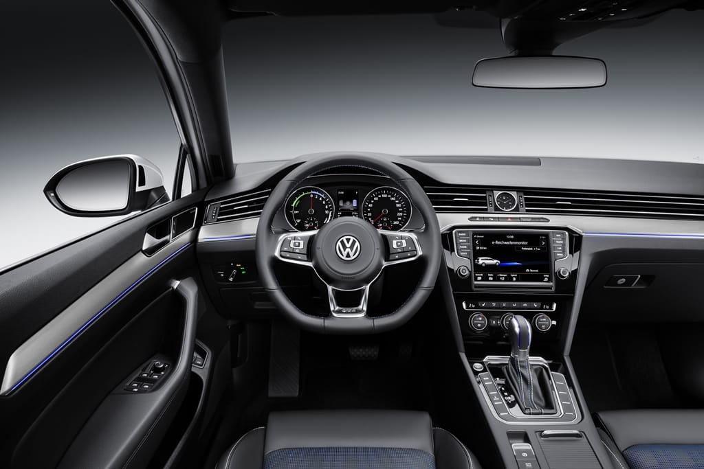 Volkswagen Passat GTE: deportivo y eficiente