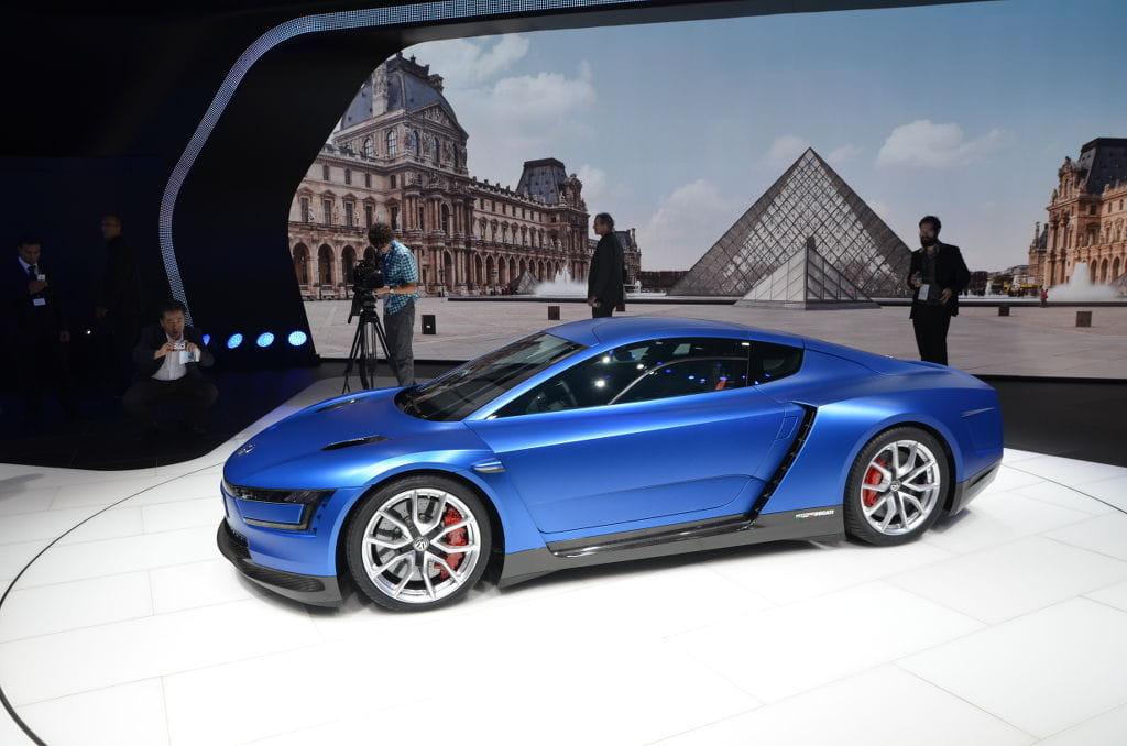 Volkswagen xl sport concept desde par s 200 caballos de for Garage volkswagen paris 10