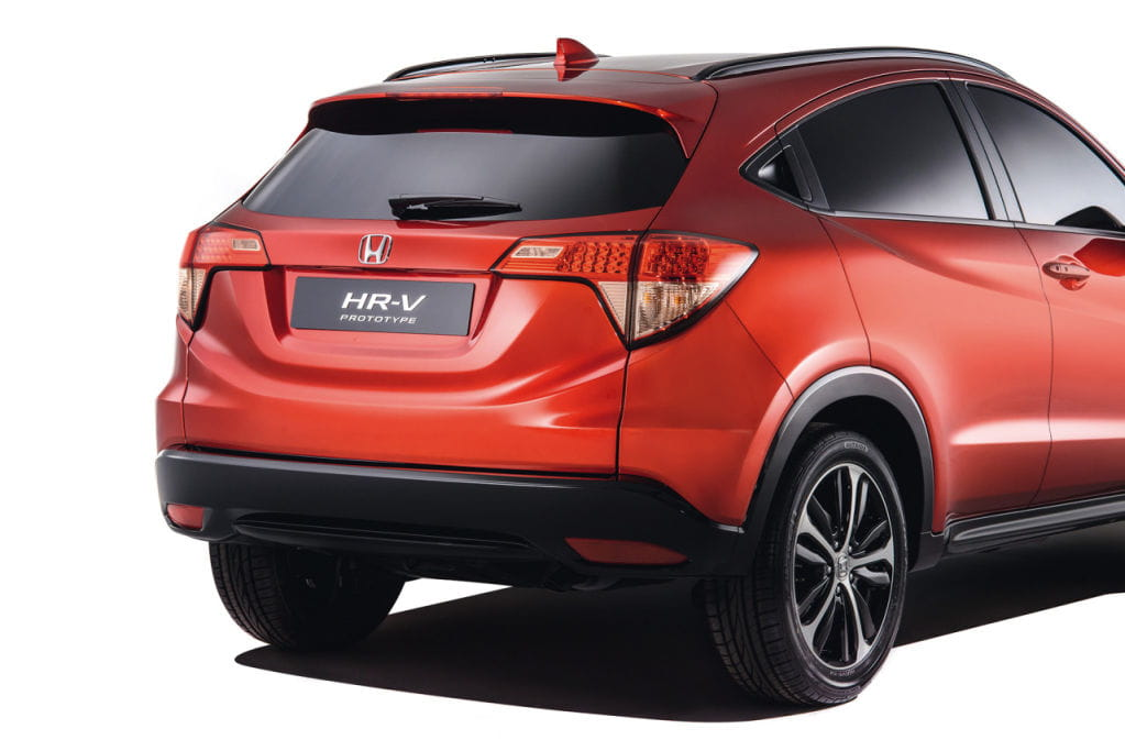 honda hr v 2015 el hermano peque o del honda cr v taringa. Black Bedroom Furniture Sets. Home Design Ideas