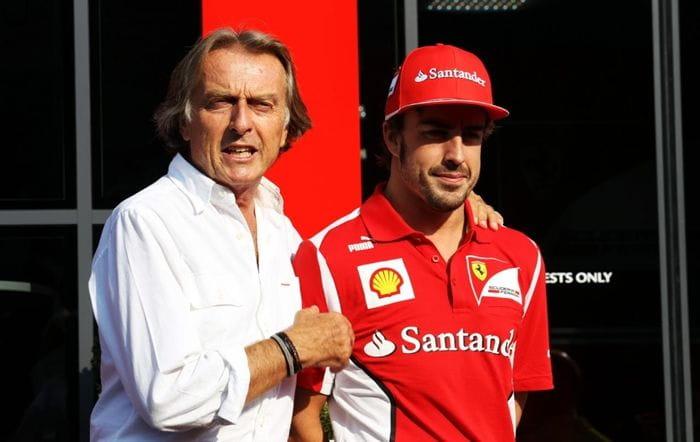 Montezemolo confirma la marcha de Fernando Alonso