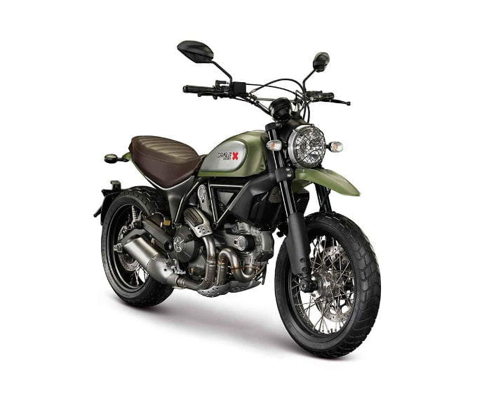 Ducati Scrambler 2014, todos los detalles