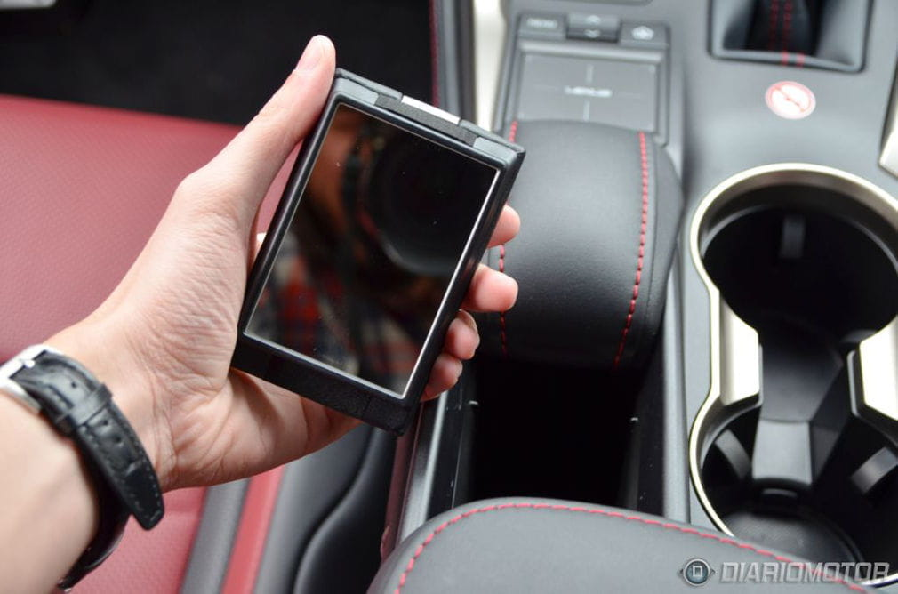 Lexus NX 300h 2014 a prueba