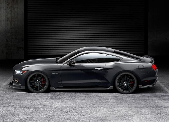 Hennessey Ford Mustang 2015