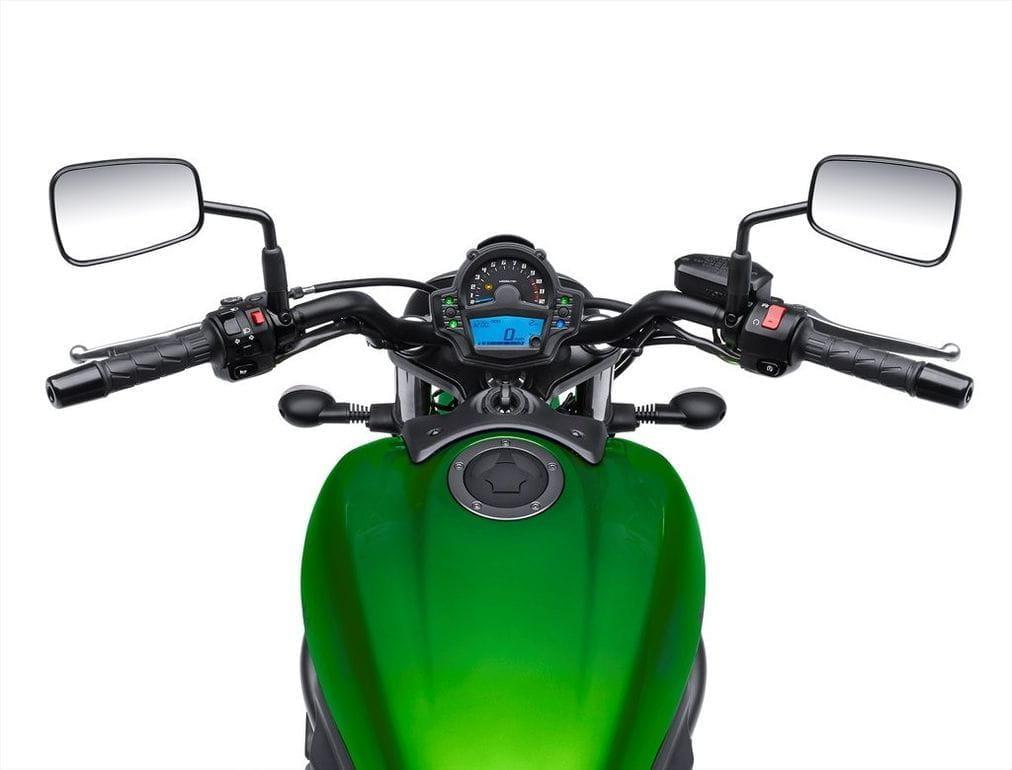 Kawasaki Volcan S 2015, la custom ideal para el carnet A2