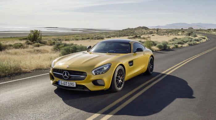 Deportivos medios rivales del Mercedes-AMG GT