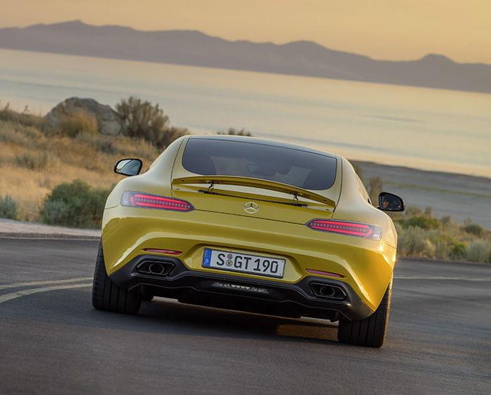 Mercedes-AMG GT 2015: en Alemania desde 115.430 euros