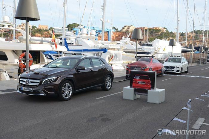 Mercedes Clase B Collision Prevention Assist Plus