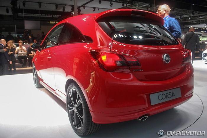 Opel Corsa OPC 2015: lo veremos el próximo verano con 200 cv