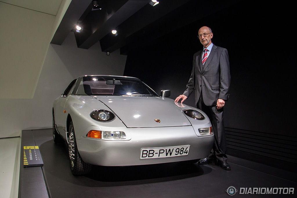 Porsche Project Top Secret
