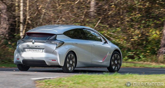 Renault cambio híbrido tres marchas