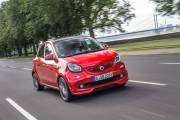 Gallería fotos de smart EQ forfour