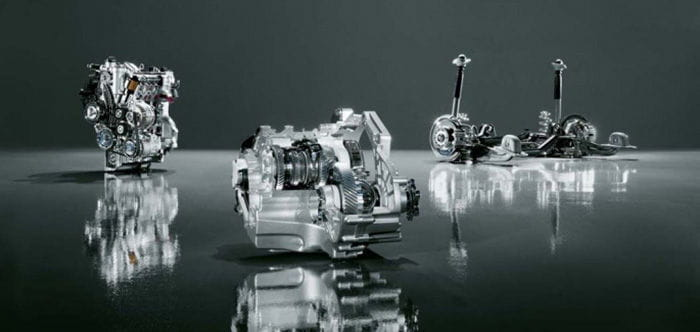 Volkswagen presenta su stop-start 2.0, capaz de conducir a vela, con el motor térmico apagado