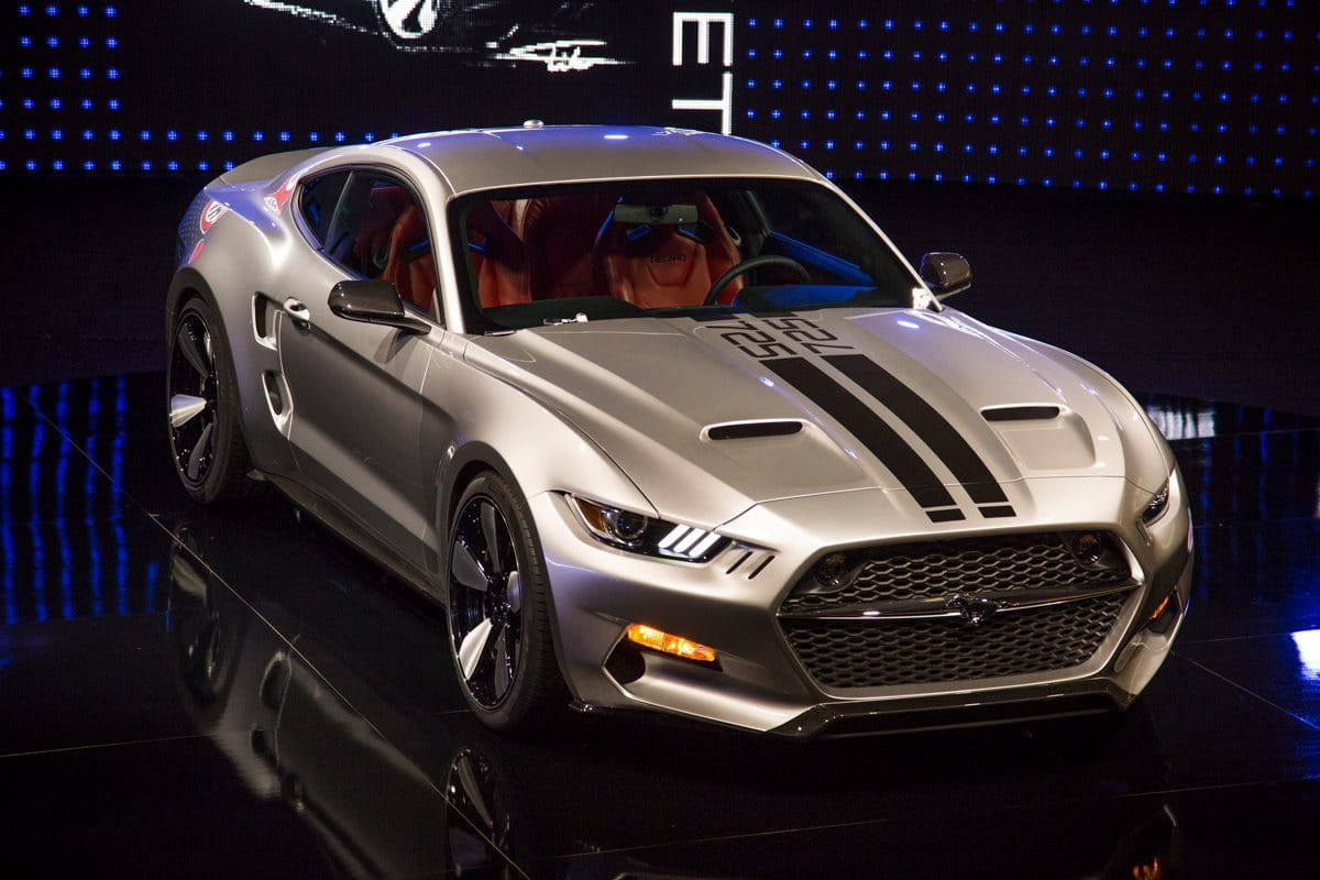 2021 Mustang Rocket Price and Release date