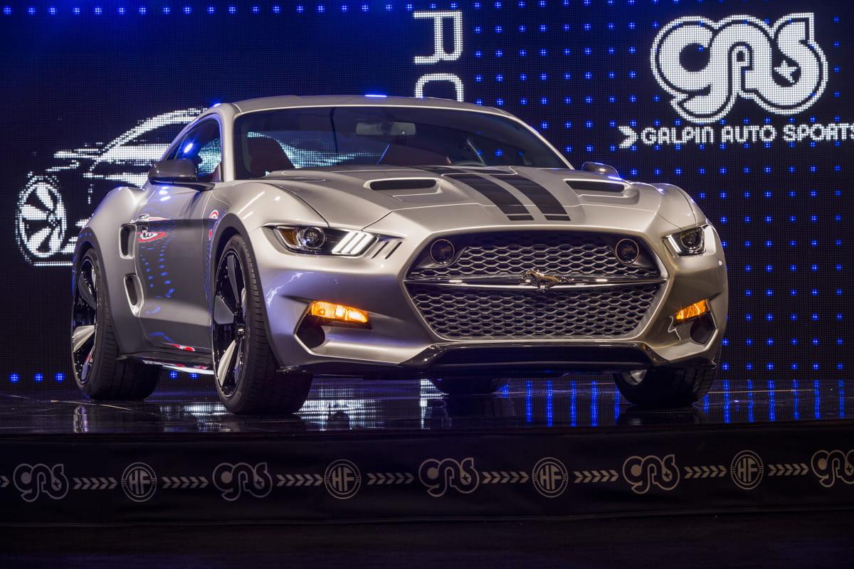 2021 Mustang Rocket Interior