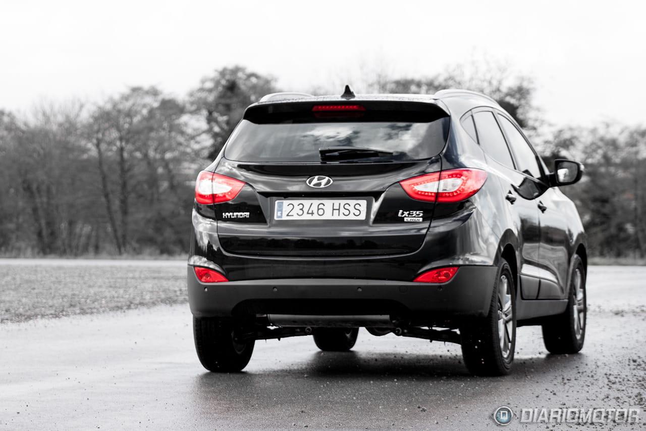 Hyundai ix35 2.0 CRDi Tecno 4×2, a prueba