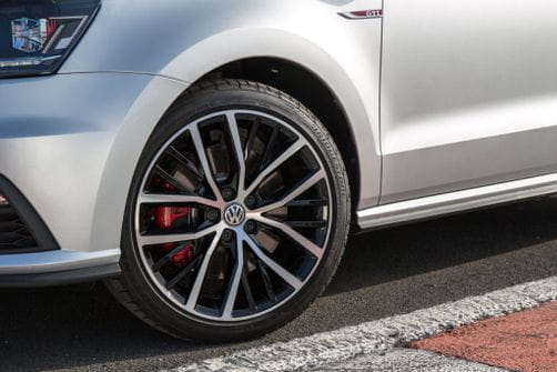 Prueba del Volkswagen Polo GTI 2015