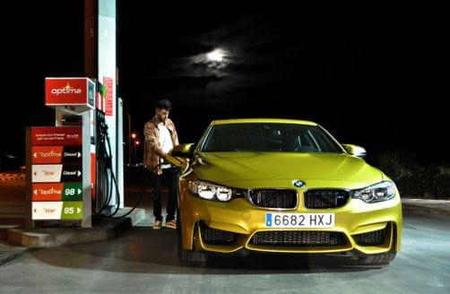 BMW M4 Coupé a prueba: exprimiendo un chasis espectacular a golpe de toneladas de par