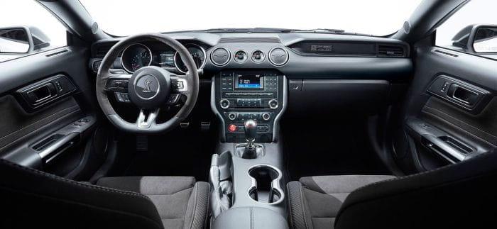 Shelby GT350 Mustang, nueva galería: un vistazo en imágenes a la última creación de Shelby