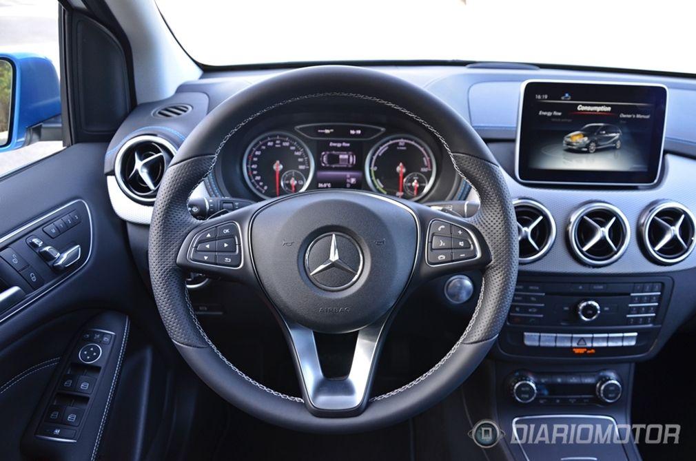 Mercedes Clase B Electric Drive
