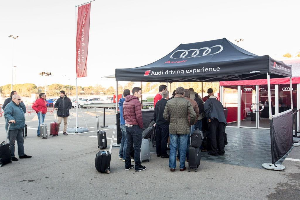 Audi Sportscars Experience