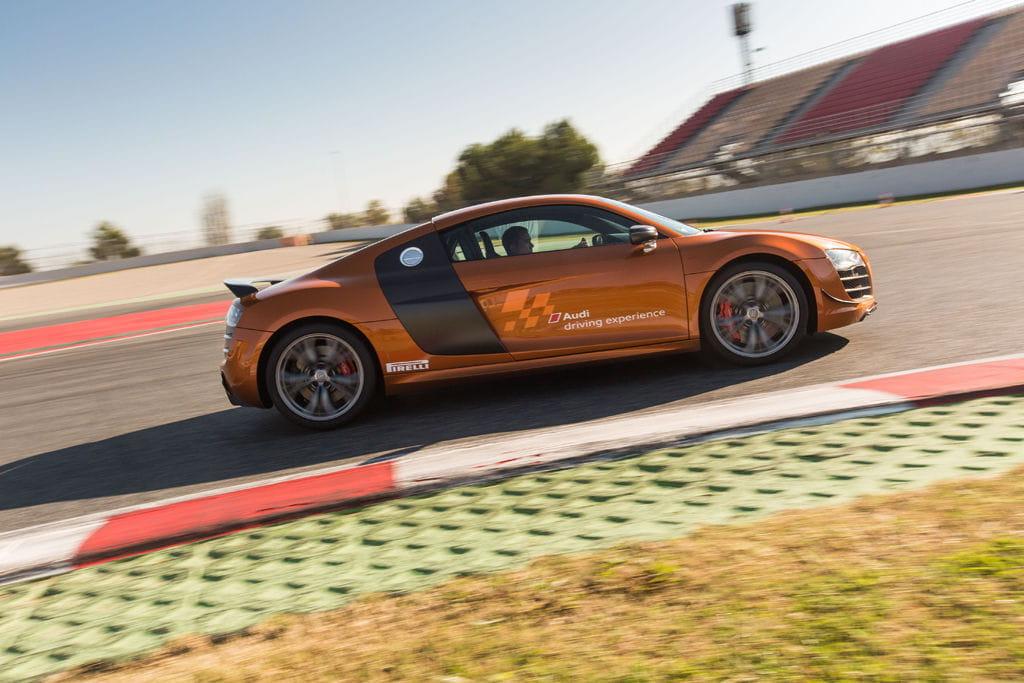 Audi R8 en Audi Driving Experience