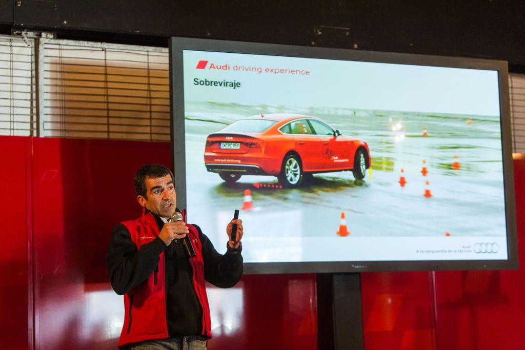 Jordi Gené Audi Driving Experience