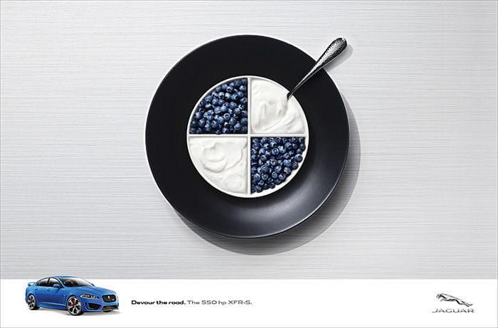 Jaguar y su publicidad