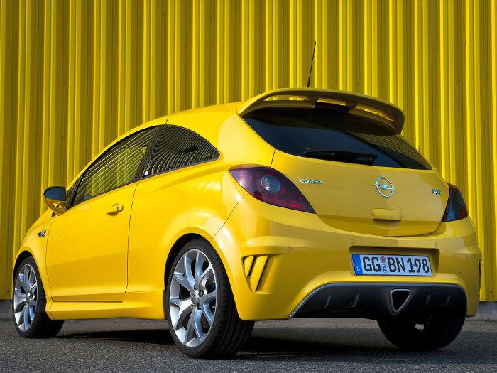 Más de 5.000 euros de descuento en la compra del Opel Corsa OPC