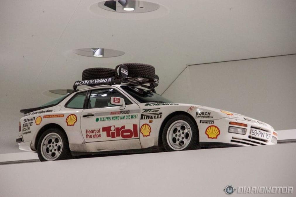 Porsche Top Secret: un 944 Turbo con sed de viajes