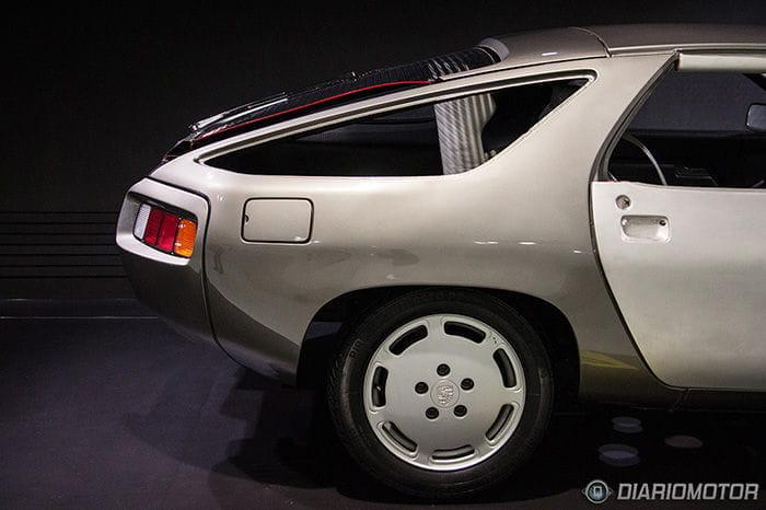 Porsche Top Secret: P.E.S. Typ 960, campo de pruebas tecnológicas