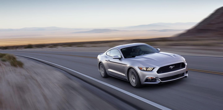 Ford Mustang 2015, precios en Alemania: el nuevo Mustang parte desde 34.000 euros