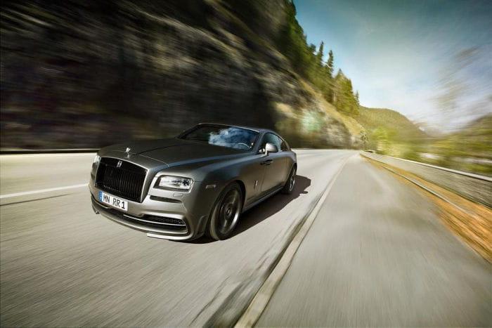 Spofec Rolls-Royce Wraith: Novitec nos enseña en vídeo a su última (y lujosa) creación
