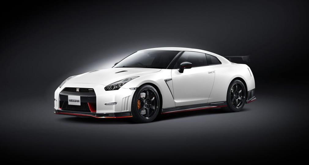 Nissan gt r 2014
