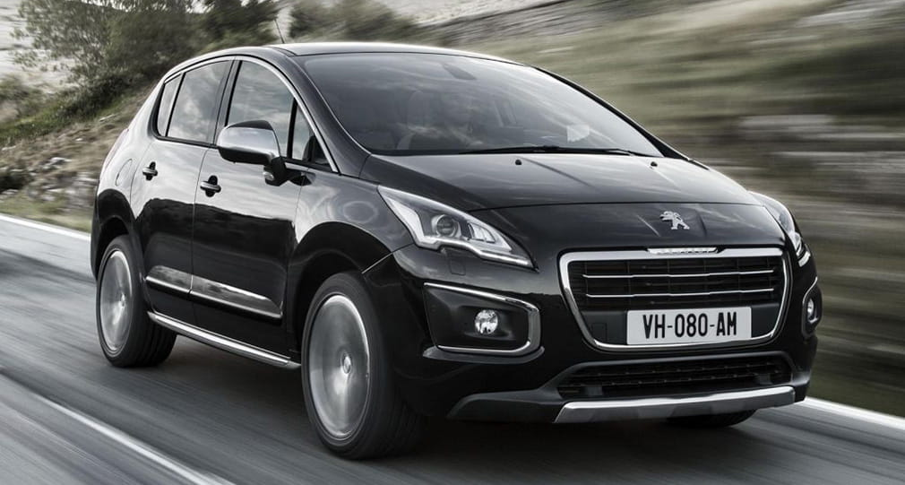 Peugeot 3008 y 3008 Hybrid4 crossover: precios, prueba, ficha ...