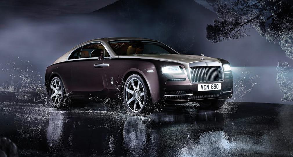 Rolls Royce Wraith Precios Prueba Ficha T 233 Cnica Fotos