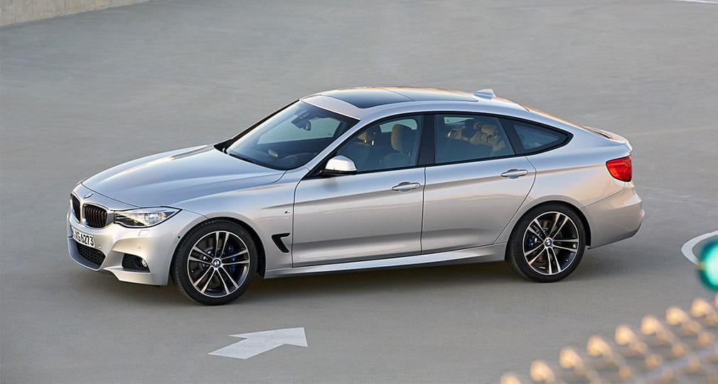 BMW Serie 3 Gran Turismo: precios, prueba, ficha técnica y fotos