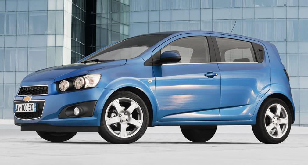 Chevrolet Aveo: precios, noticias, prueba, ficha técnica y ...