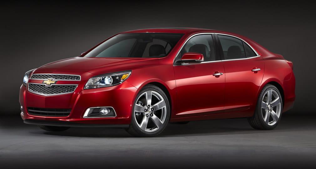 Chevrolet Malibú LT+ y LTZ, precios, prueba, ficha técnica ...